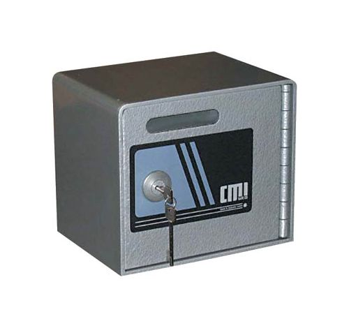 CMI - UCK - Under Counter Drop Box Key Operated